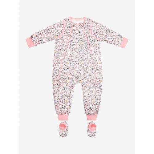 Pijama Manta Bebé y Niña Estampado Meadow - 2.5 Togs . De 6 meses hasta 3 años