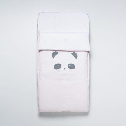 Saco para Cuna 70 x 140 cm Panda