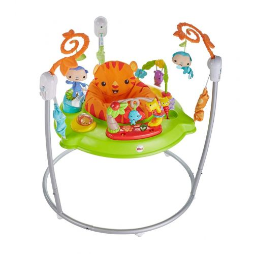 Saltador para Bebés de Fisher Price Zoo
