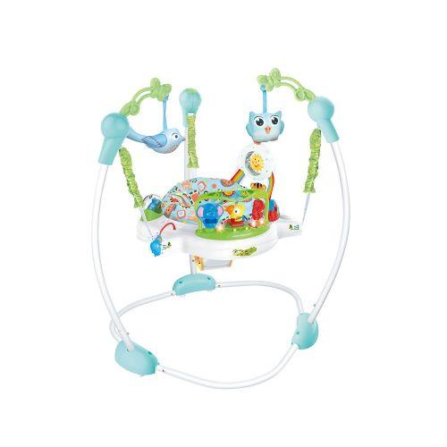 Saltador para Bebés Multifuncional Forest Fun Kikkaboo ¡ Oferta !