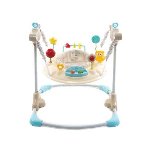 Saltador para Bebé con soporte Fantasía - Kikkaboo
