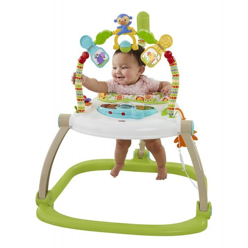 Saltador para Bebés de Fisher Price Rainforest Plegable