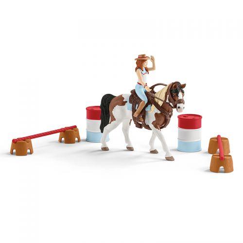 Set de monta americana de Horse Club Hanna, Schleich