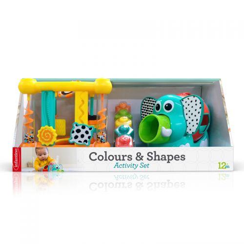 Set de Actividades Colores y Formas Infantino