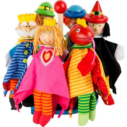 Marionetas de Cuento , 6 unidades