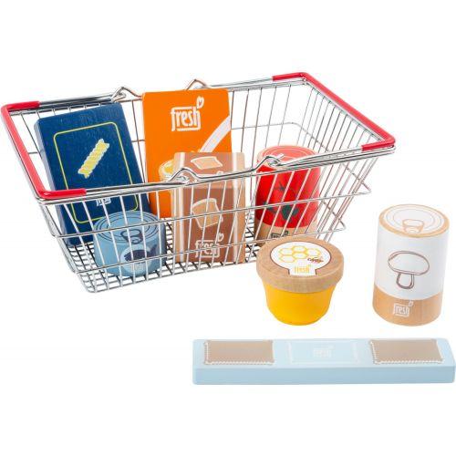 Set de alimentos cesta de la compra Fresh , 9 piezas
