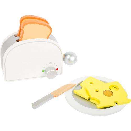 Set de Desayuno Cocina Infantil - Juguete de Madera