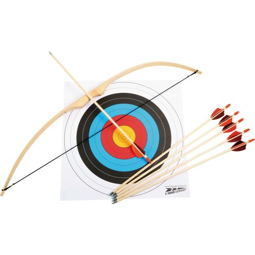 Set de tiro con arco deportivo. Diana 42 x 42 cm