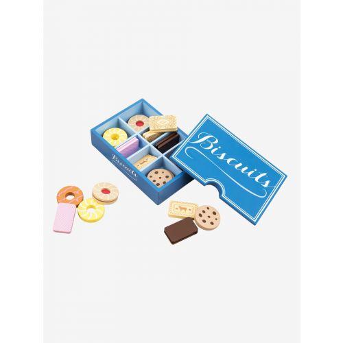Caja de galletas , Juguete de madera