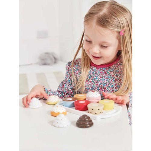 Set Hacer y Crear Cupcakes
