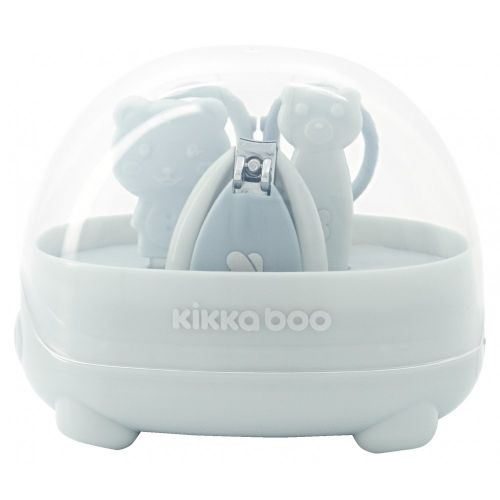 Set de Manicura para Bebés Oso, Kikkaboo