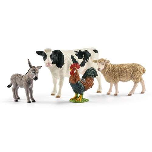 Set de iniciación Farm World , Schleich