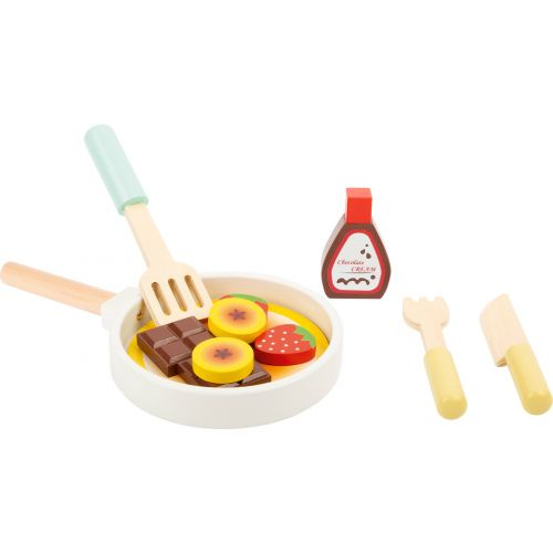 Set de juguete para cocina infantil Pancakes , 12 piezas