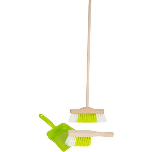 Set de limpieza con Escoba  - 3 piezas