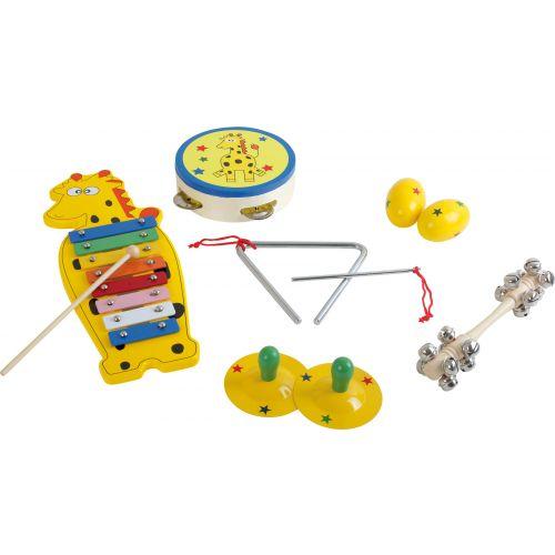 Set de Música - Incluye 6 instrumentos