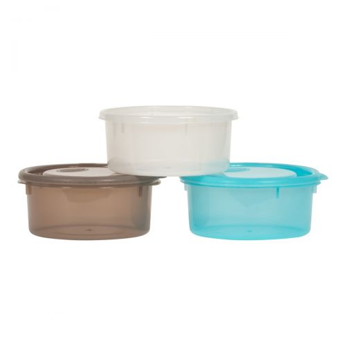 Set de 3 Tuppers para alimentos BoJungle