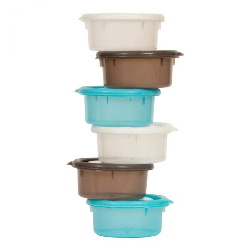 Set de 6 Tuppers (300 ml) para alimentos - BoJungle