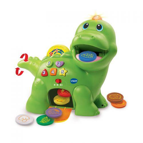 Sígueme Dino , juguete para bebe´Vtech