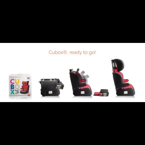 Silla de Coche Cubox  Grupo 2/3 Babyauto