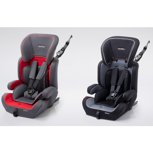 Silla Coche Grupo 1/2/3 Viz Fix Babyauto