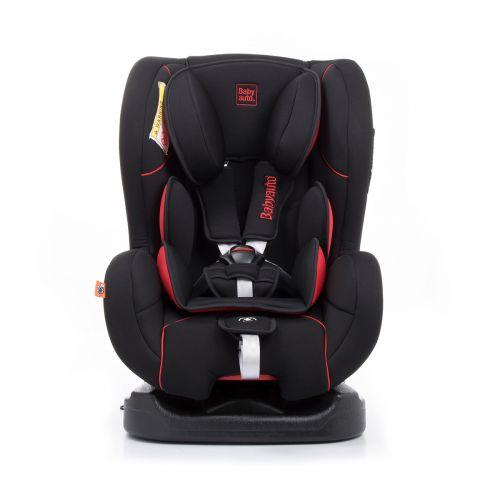 Silla de Coche Patxu Grupo 0+/1 Babyauto color negro y rojo