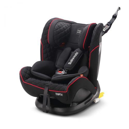 Silla de Coche Sinnom Grupo 123 con Isofix - Babyauto