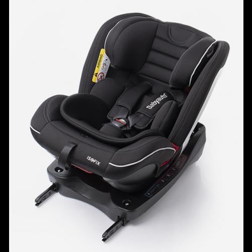 Silla de coche Infinity Fix Grupo 0+1/2/3 - Babyauto , con Aviso Sonoro de Seguridad