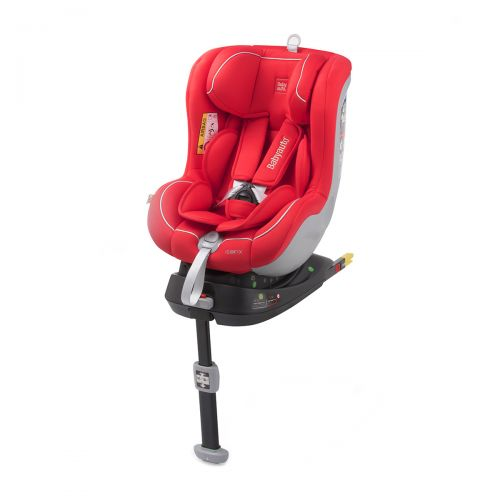 Silla de Coche Ruckko Plus roja Grupo 0+/1 - Babyauto