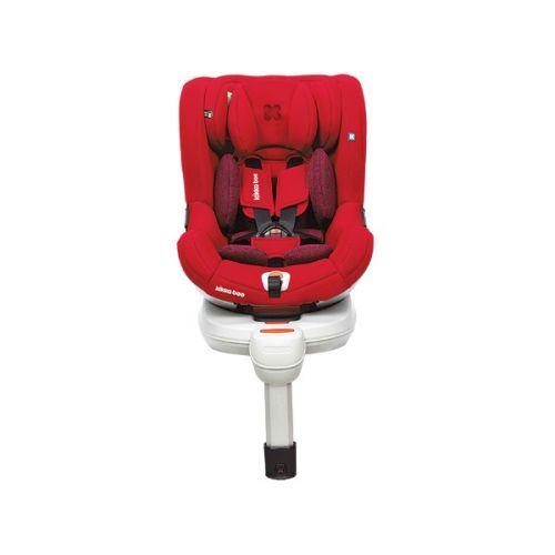 Silla Coche Grupo 0+/1 360 Grados Roll & Go roja