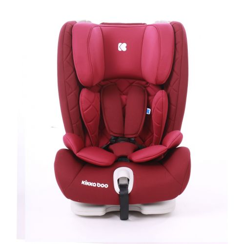 silla coche grupo 123 viaggio kikkaboo rojo