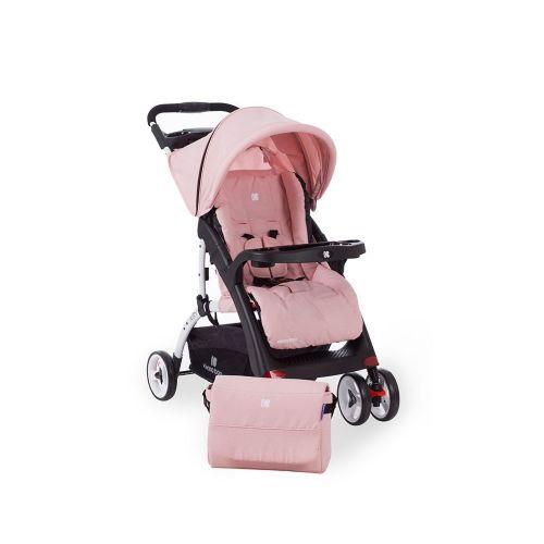 Silla de Paseo Ligera Airy rosa