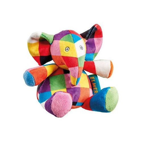 Sonajero Grande Elmer el Elefante