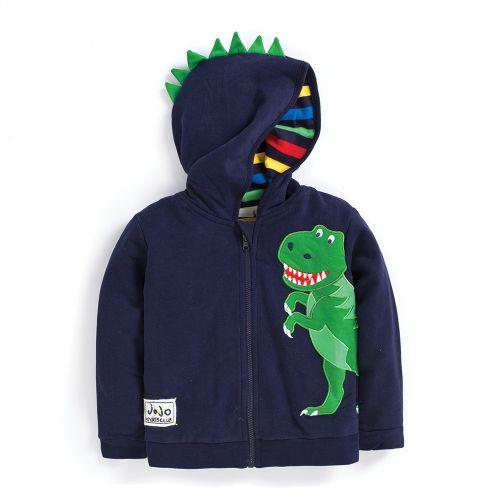 Sudadera Bebé y Niños Dinosaurio