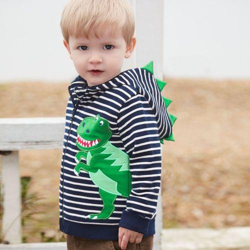 Sudadera Bebé y Niños T-Rex