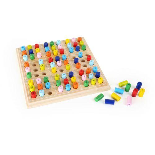 Sudoku - Juguete de madera - a partir de 6 años