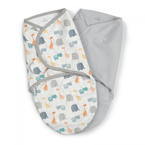 Swaddle Bohemian Jungle 2 Unidades - Summer Infant