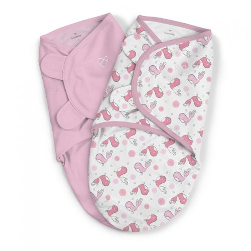 Swaddle Tweet  2 Unidades - Summer Infant