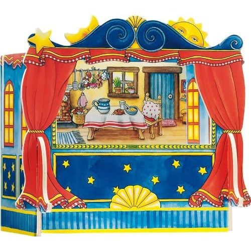 Teatro para marionetas de dedos , Goki