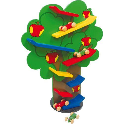 Torre en cascada, Árbol - Juguete de madera