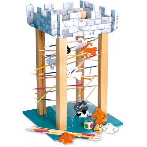 Torre Fantasma - Juguete de Madera - 3 años +