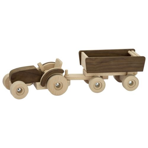Tractor con remolque, goki nature