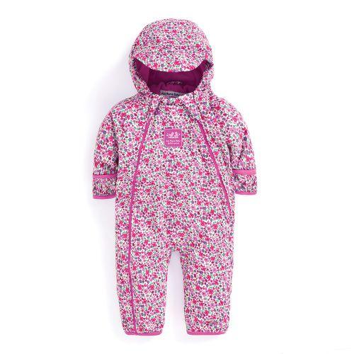 Traje de Nieve para Bebés y Niños-Ditsy-9-12 Meses  - OFERTA REBAJAS