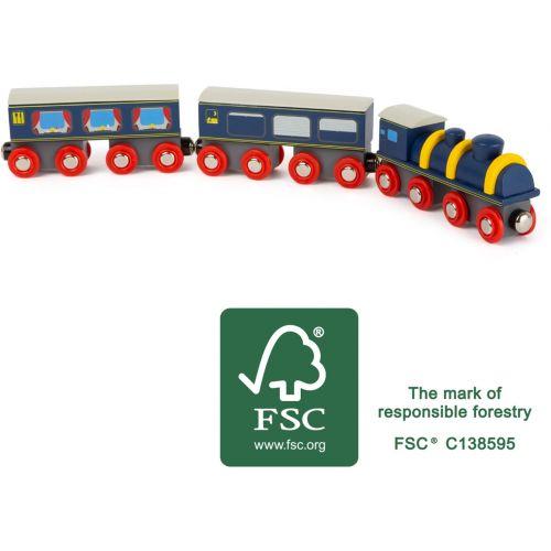 Tren de madera de Juguete Expreso de Oriente - Legler