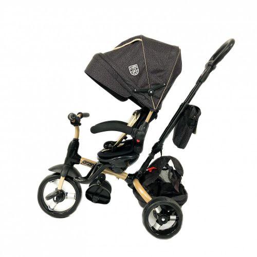 Triciclo Monaco Golden Kikkaboo - con rotacion 360 Grados
