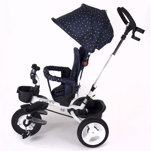Triciclo Dotty Kikkaboo - 3 en 1 con Asiento Giratorio