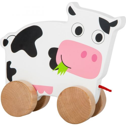 Juguete de Arrastre Vaca