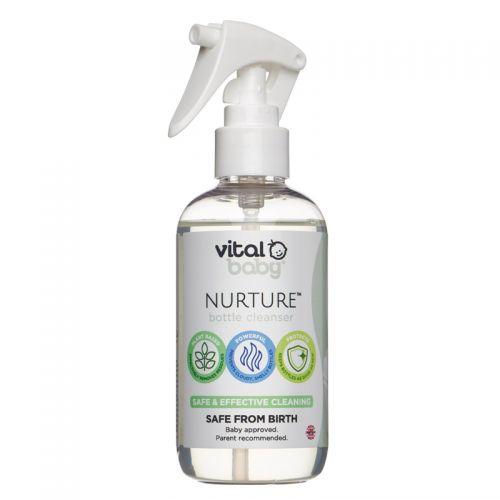 Limpiador de Biberones Vital Baby Nurture , 200 ml