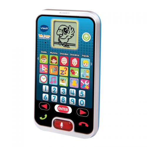 Teléfono inteligente de Juguete Talk and Learn Vtech , en inglés