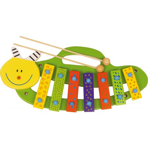 Xilófono oruga - Legler - Juguete para Niños
