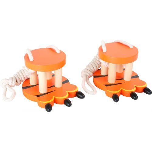 Zancos Tigre para Niños